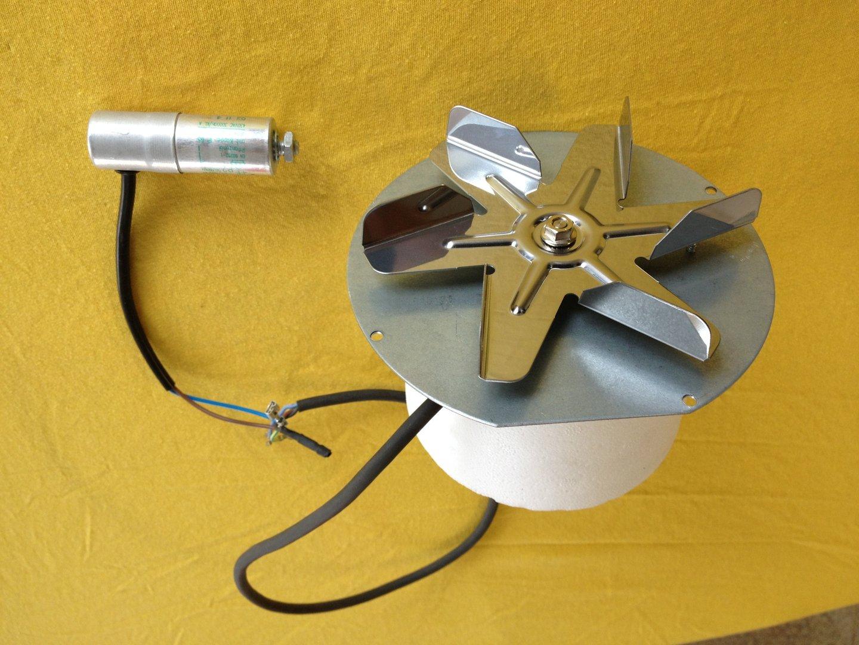 Abgasventilator mit kondensator eco 2000 3000 4000 3001 for Thermorossi ecotherm 3000